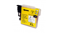 LC970/LC985/LC1100 YELLOW XL COMPATIBLE BROTHER