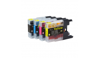 PACK LC1220/LC1240/LC1280 XL COMPATIBLE BROTHER