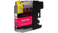 LC121/LC123 MAGENTA XL COMPATIBLE BROTHER