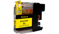 LC125 YELLOW XL COMPATIBLE BROTHER