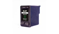 HP 27 BK REMANUFACTUREE 20 ML