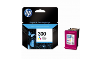 HP 300 TRICOLOR ORIGINE 4 ML