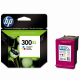 HP 300 XL TRICOLOR ORIGINE 11 ML
