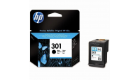 HP 301 BK ORIGINE 3 ML