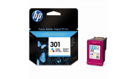 HP 301 TRICOLOR ORIGINE 3 ML