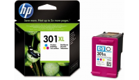 HP 301 XL TRICOLOR ORIGINE 6 ML