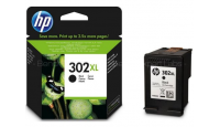 HP 302 BK XL ORIGINE 8.5 ML