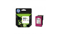 HP 302 C XL ORIGINE 8 ML