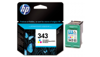 HP 343 TRICOLOR ORIGINE 7 ML