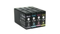 PACK T79XL  50 ml + 3 x 25 ml COMPATIBLE