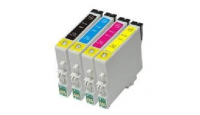 PACK T0445  COMPATIBLE EPSON  4 x 18 ML
