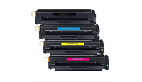 PACK 4 HP CF410 COMPATIBLE